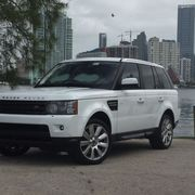 2013 Land Rover Range Rover Sport HSE Certified
